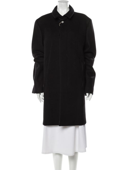 Jil Sander Wool Coat Wool