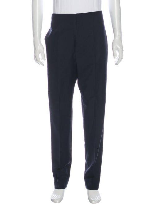 Jil Sander Wool Dress Pants Wool
