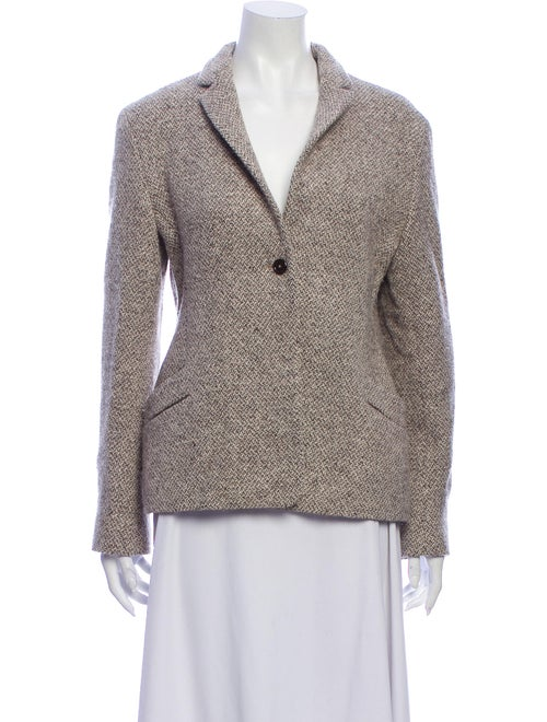 Jil Sander Virgin Wool Blazer Wool
