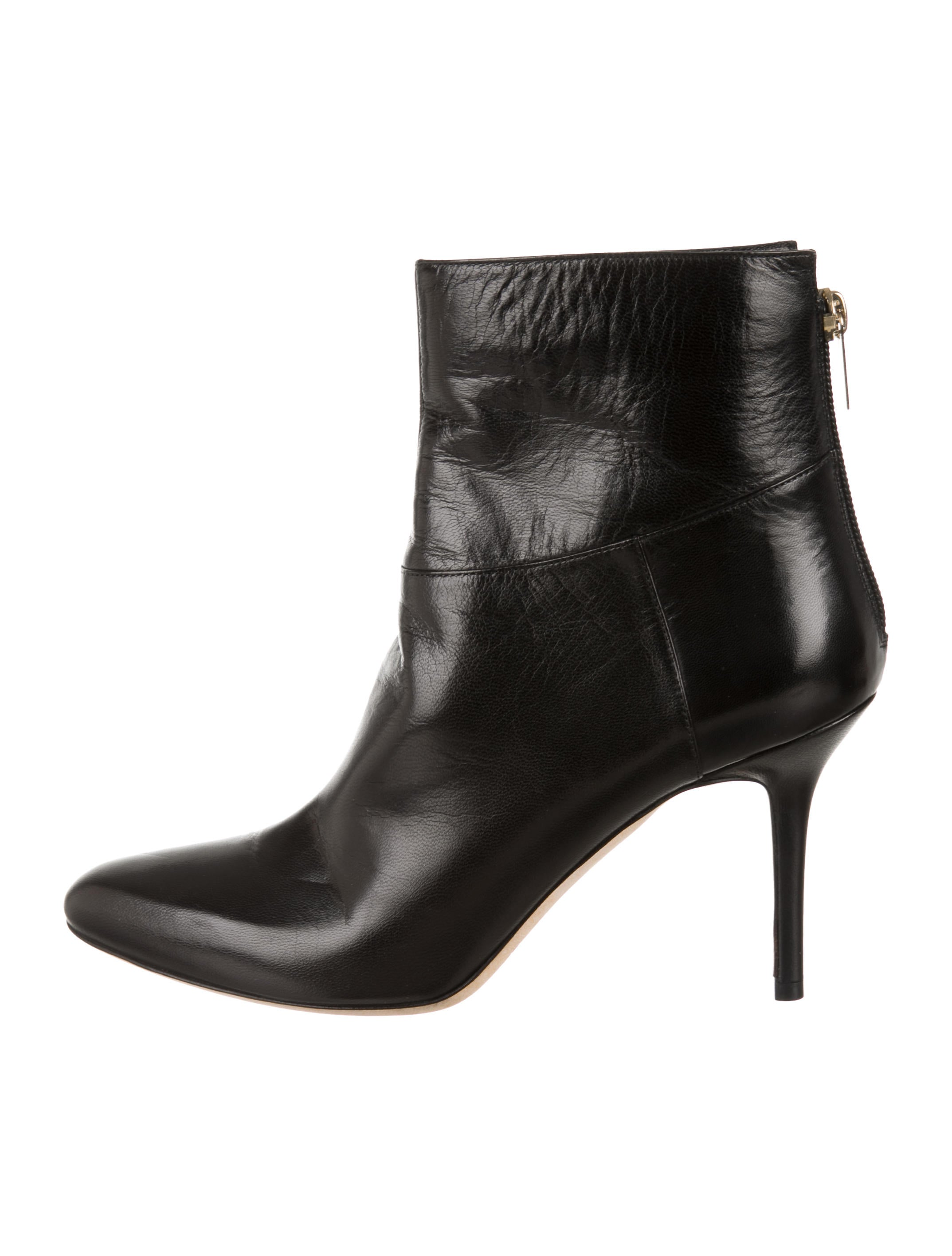 68021abce151 Jimmy Choo Keagan Leather Ankle Boots - Shoes - JIM104478