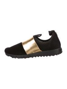f954c6fd0462 Jimmy Choo. Oakland Slip-On Sneakers ...
