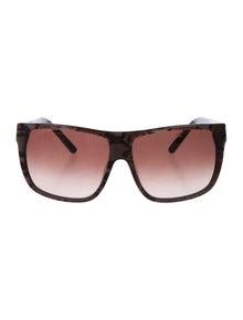 01429768eede Jimmy Choo. Square Gradient Sunglasses