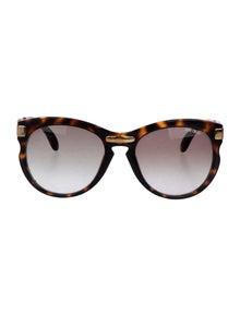 ad5315e7051 Jimmy Choo. Lana Folding Sunglasses