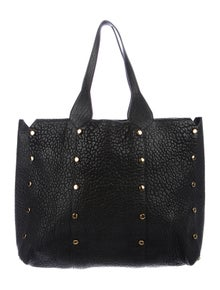 02131f0d67 Perforated Leather Tote. $395.00 · Jimmy Choo