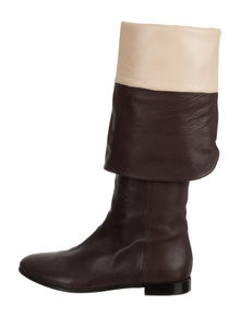 40fac688fea9 Jimmy Choo Boots   The RealReal