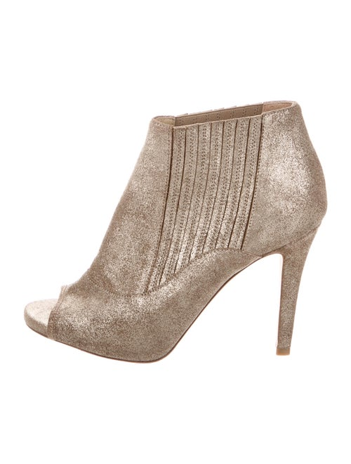 Jimmy Choo Boots Gold