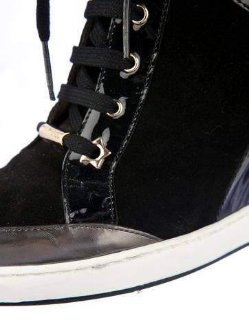Wedge Sneakers w/ Tags