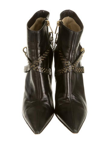 Iman Ankle Boots