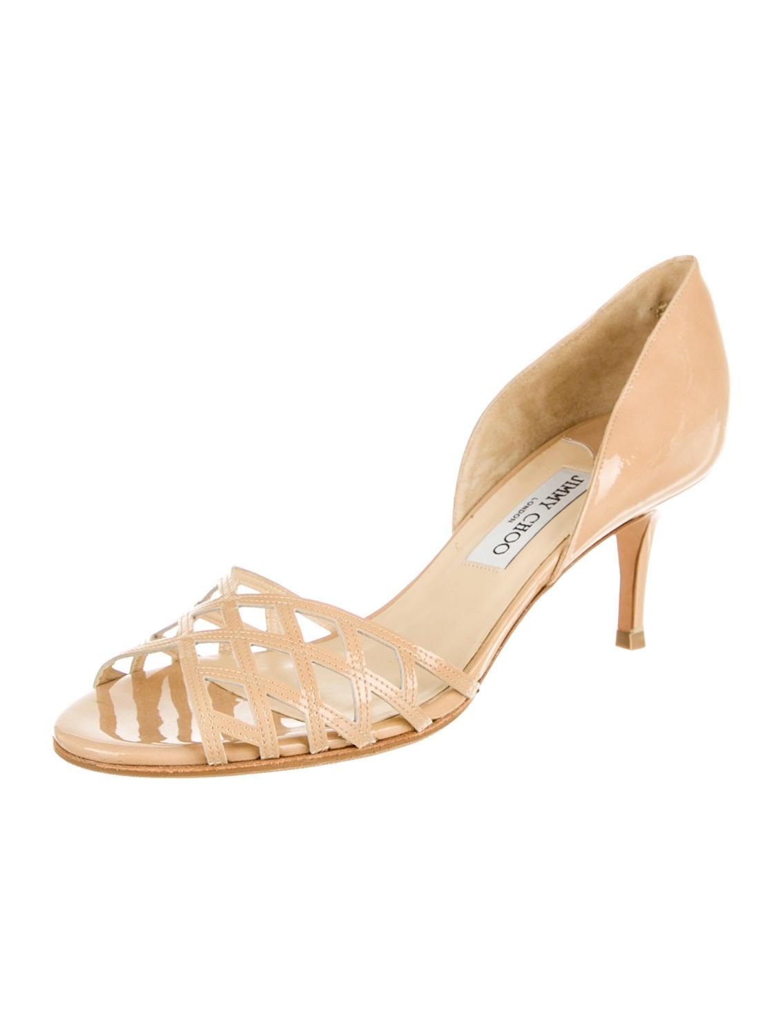 jimmy choo pumps shoes jim29518 the realreal