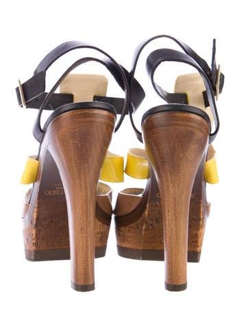 Samos Platform Sandals