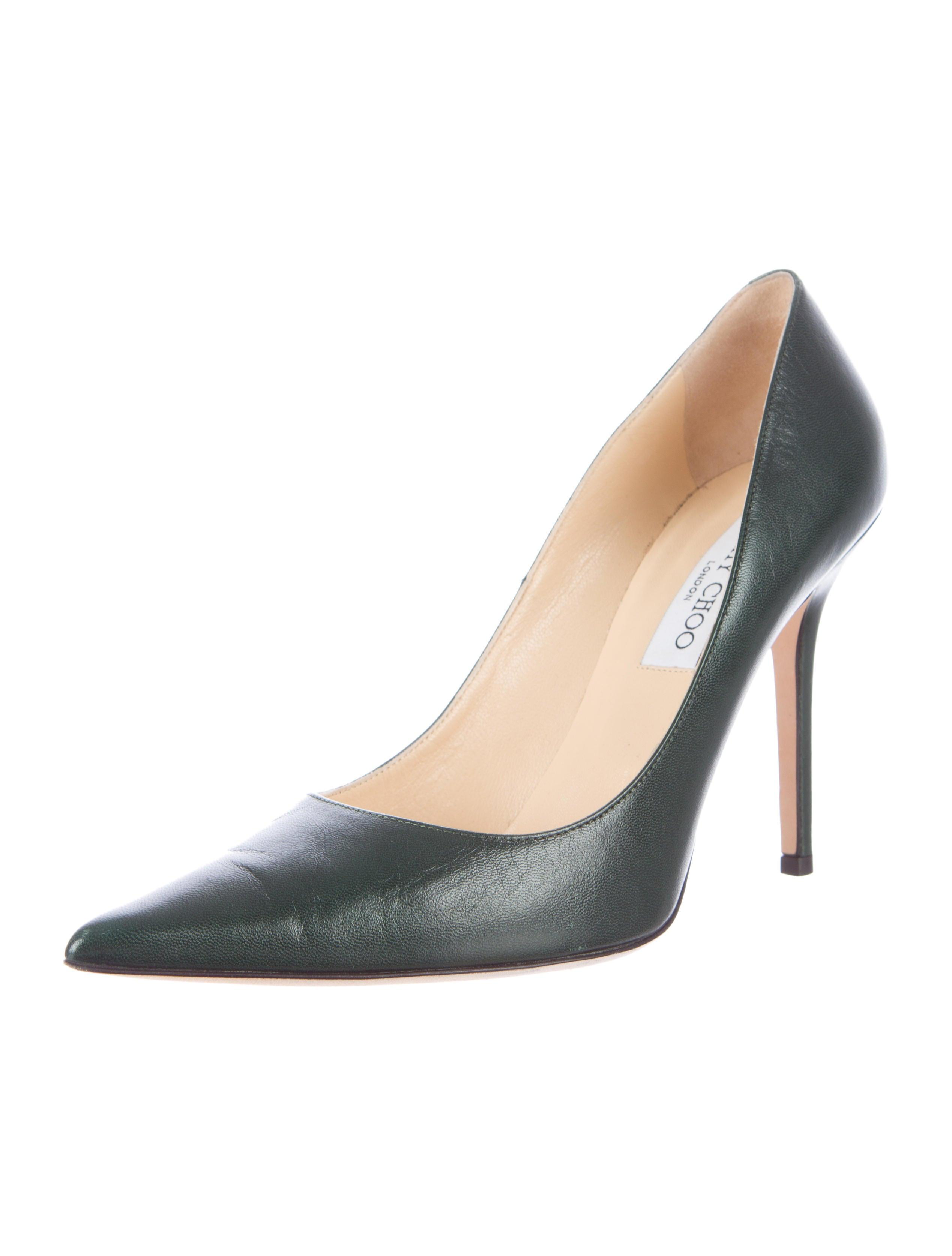jimmy choo pumps shoes jim37242 the realreal