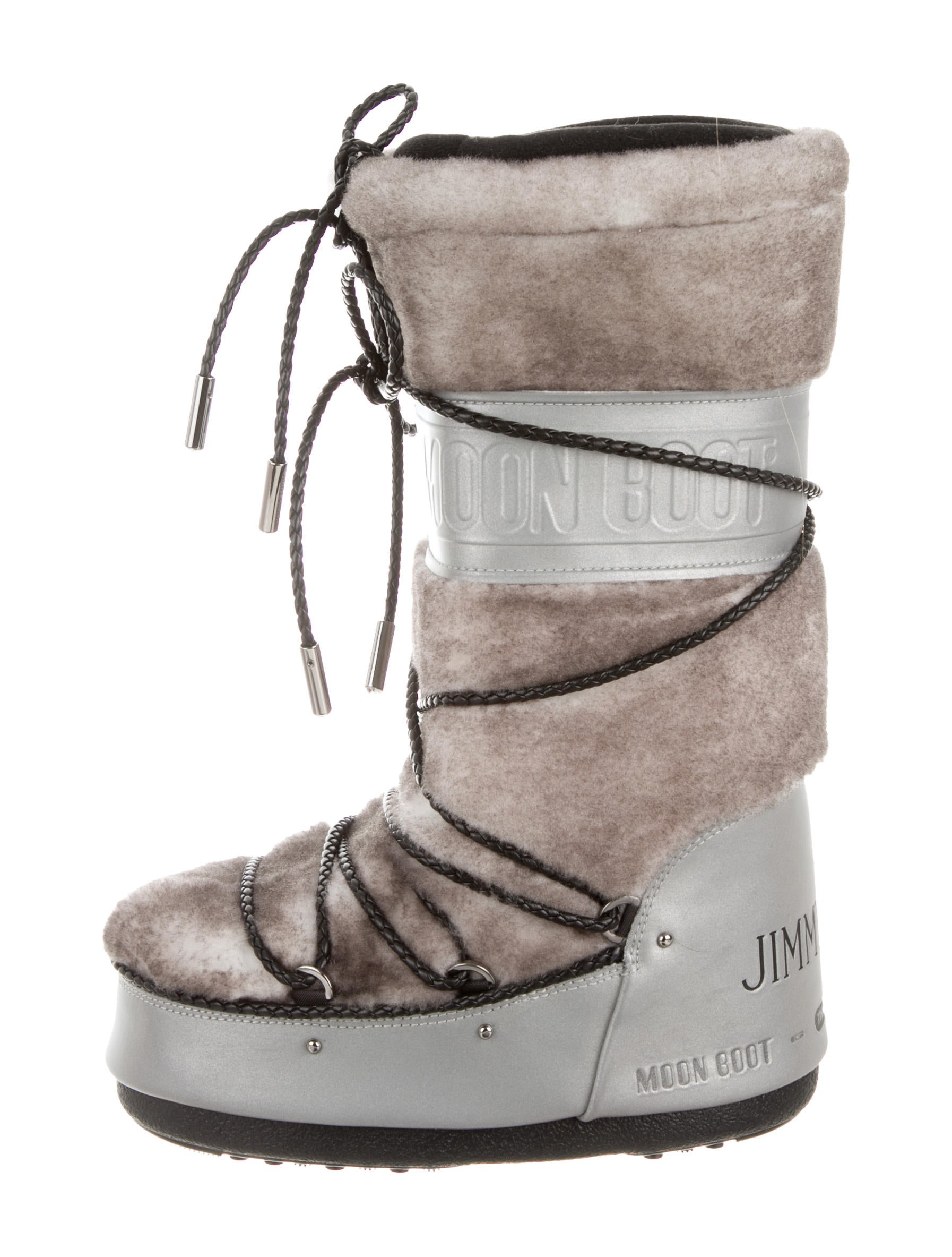 Jimmy Choo Moon Boots w/ Tags - Shoes - JIM38171 | The ...