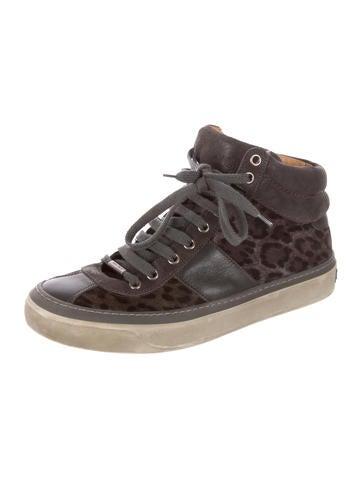 Suede Belgravia Sneakers