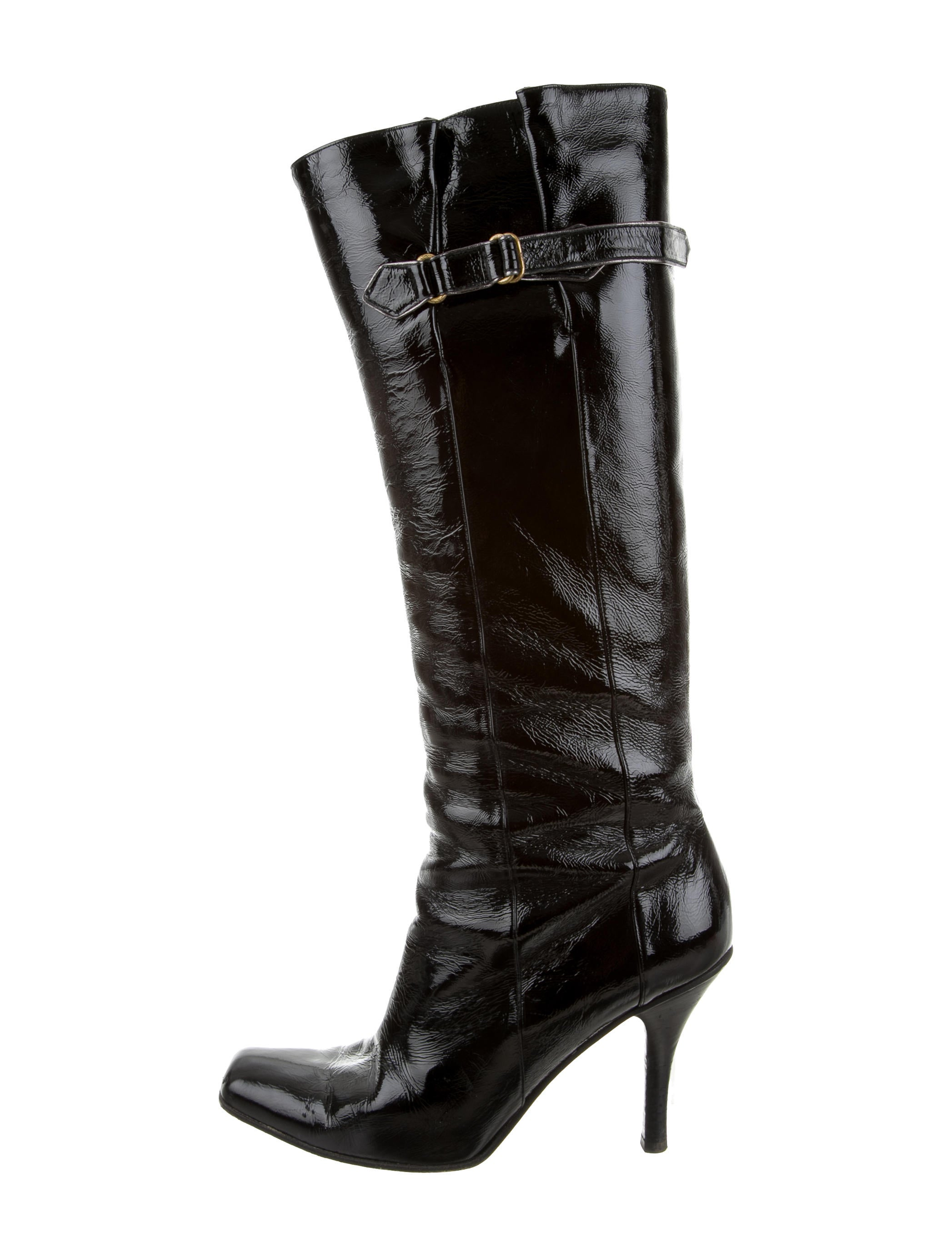 patent leather boots and Women Shoes items found. Sort By. items. View. Sort By. Filter. Your Selections. Shoes; Women; Like. PUMA. Puma x Fenty by Rihanna Cat Patent Leather Wedge Boot. $ MSRP: $ Like. Hunter. Original Patent Leather Lace-Up Shearling Lined Boot.