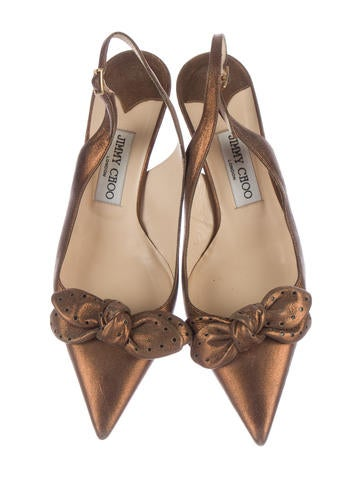 Fritz Metallic Pumps