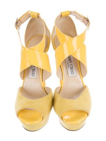 Multistrap Platform Sandals