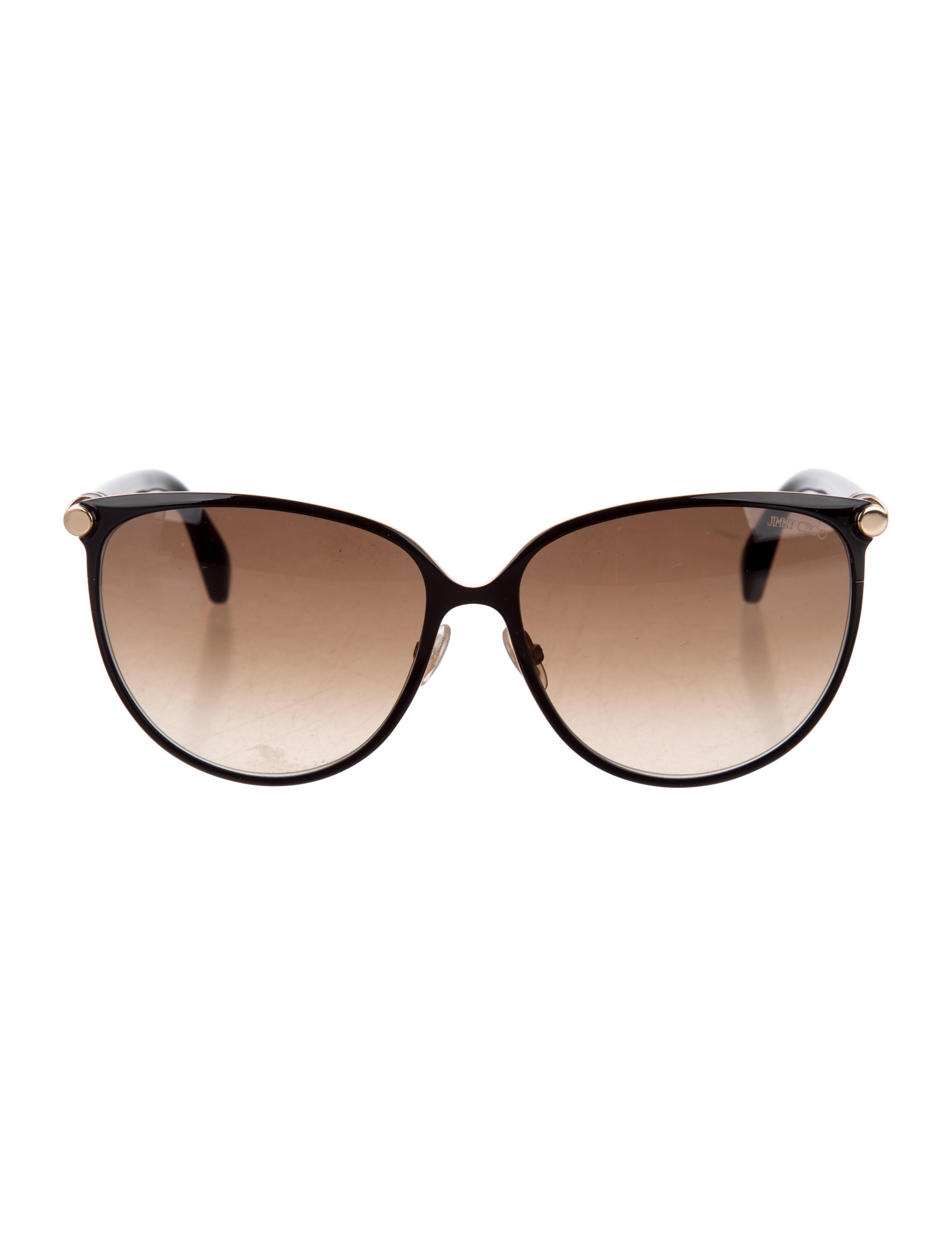 d8b22a4bd0 Jimmy Choo Juliet Cat-Eye Sunglasses - Accessories - JIM65040