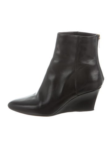 jimmy choo mayor wedge ankle boots shoes jim65171