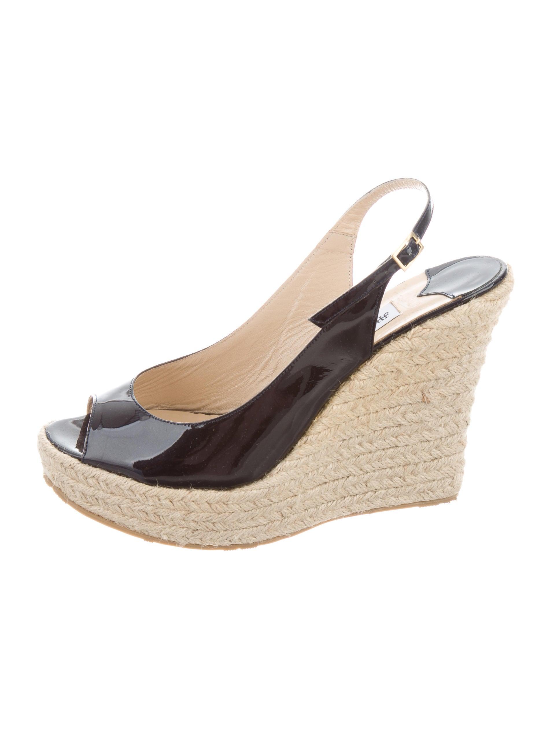 Jimmy Choo Platform Shoes On Sale