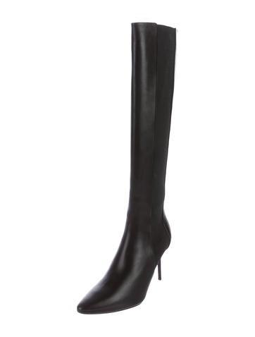 jimmy choo faith 85 knee high boots w tags shoes