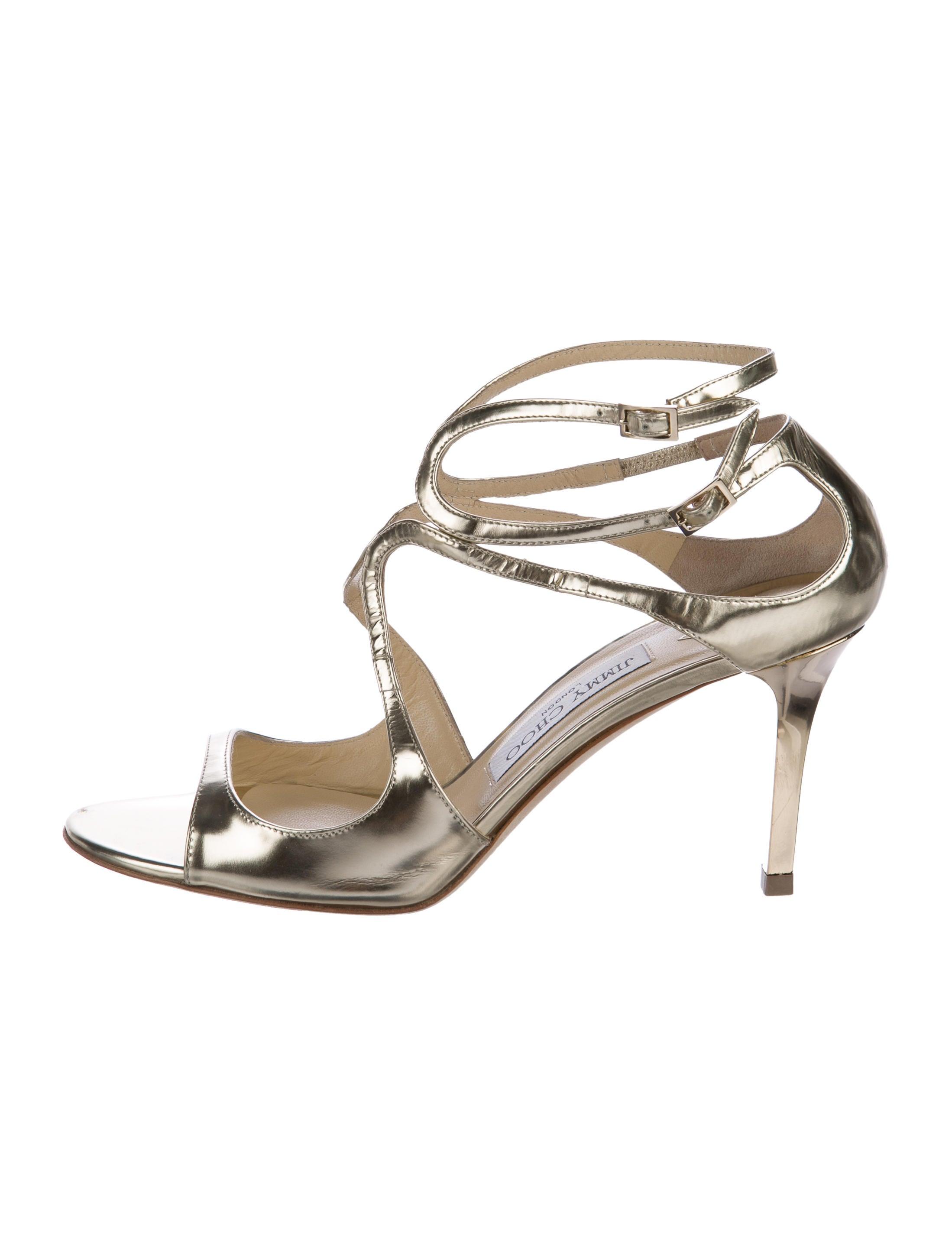 Ivette sandals - Metallic Jimmy Choo London 9HPa199PEq