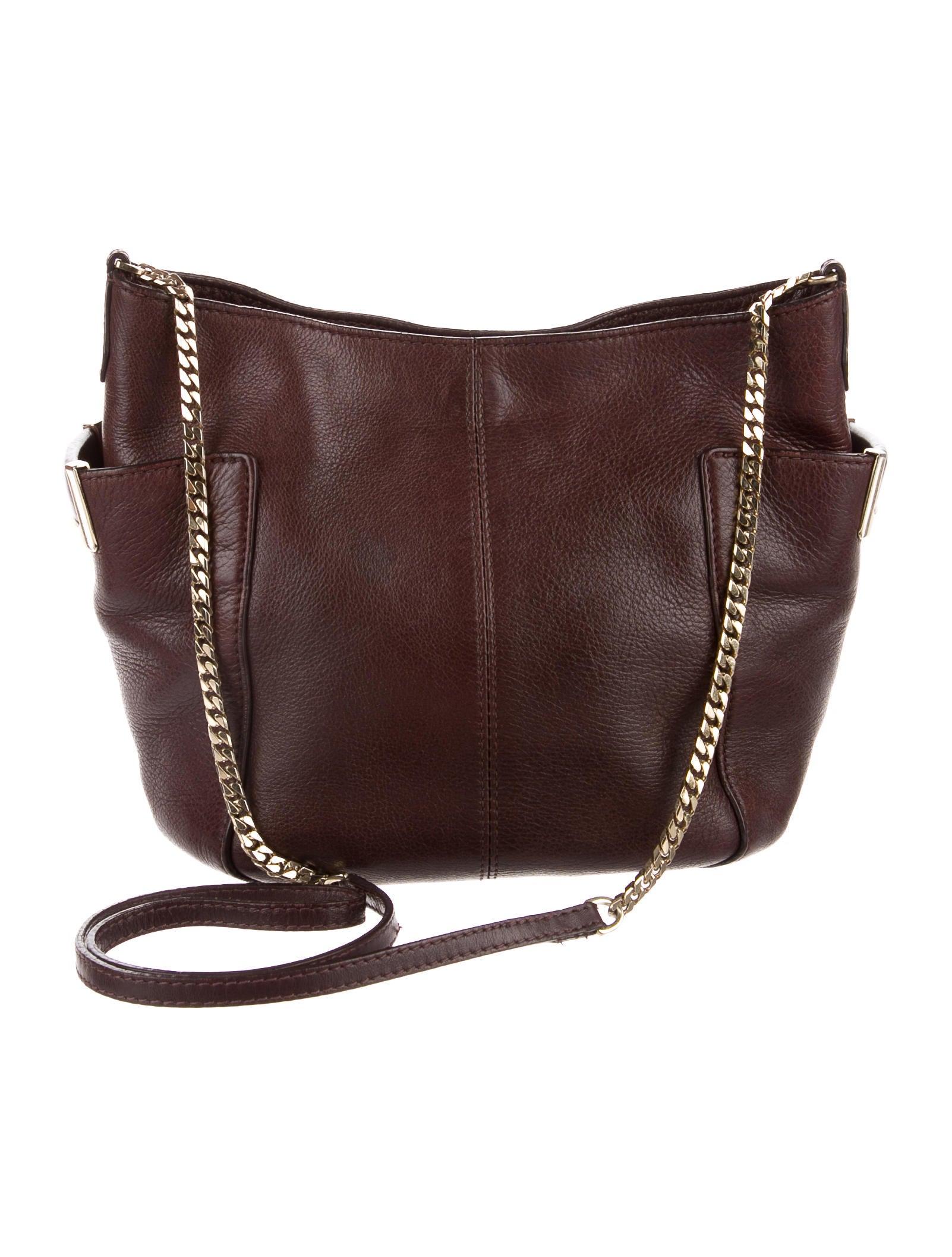Jimmy Choo Claire Crossbody Bag - Handbags - JIM74305 ...