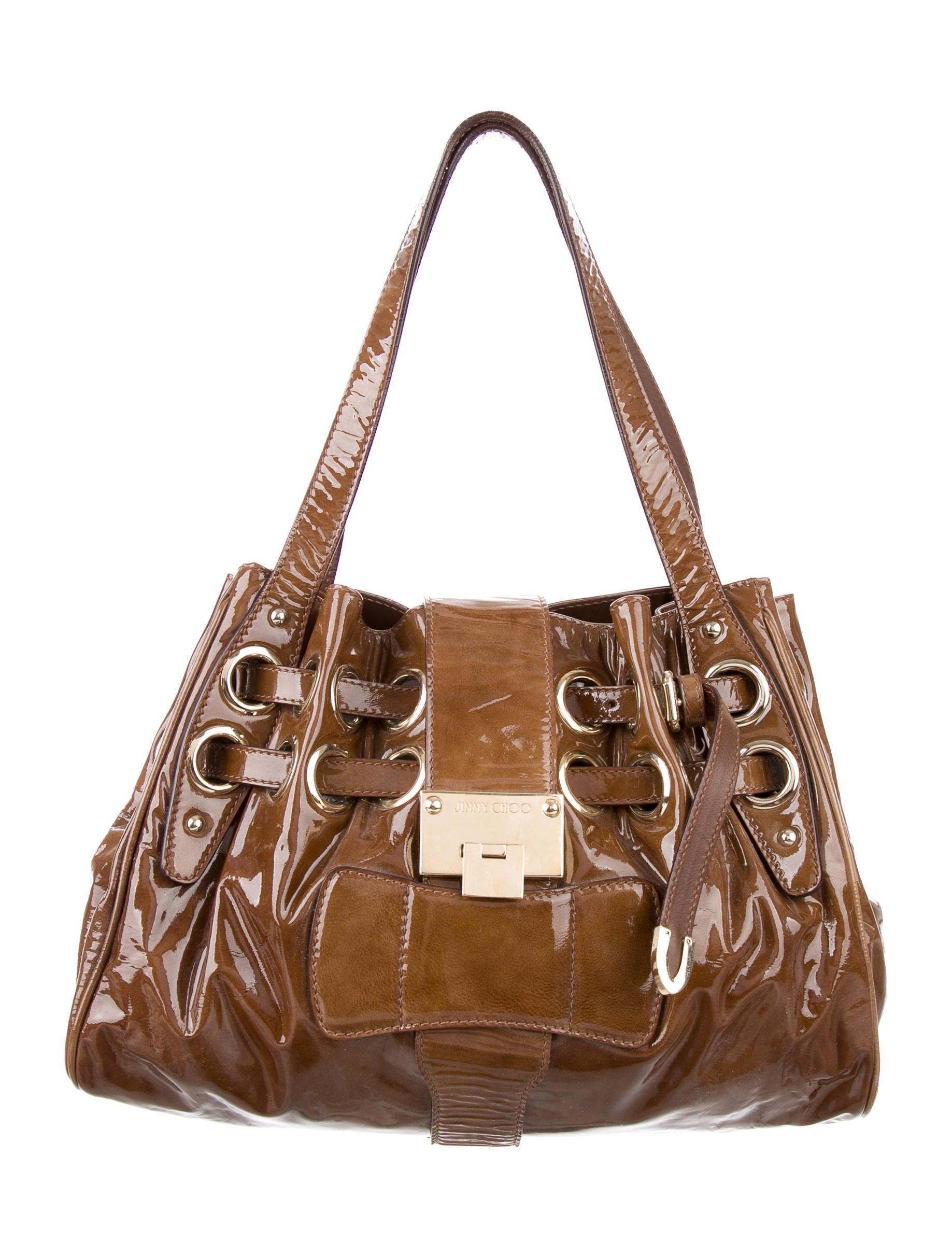 Jimmy Choo Small Ramona Bag - Handbags