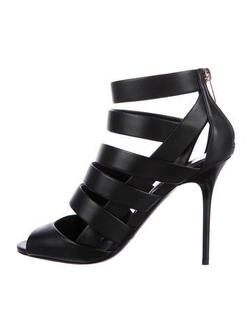 Jimmy Choo Dame Multistrap Sandals w/ Tags cheap sale best place KQbd5x7Het