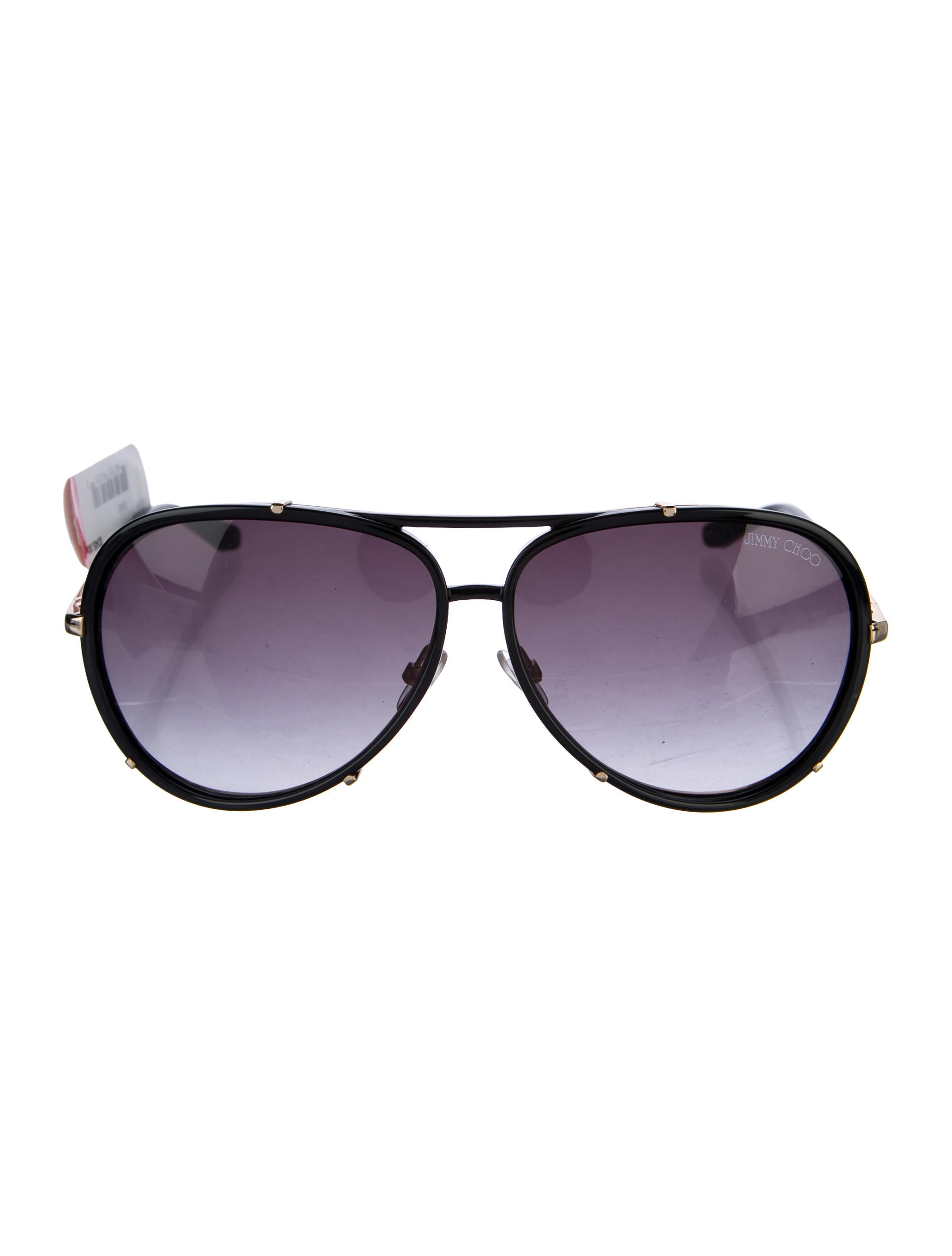 c8142395c289 Jimmy Choo Terrence Aviator Sunglasses - Accessories - JIM79693 ...