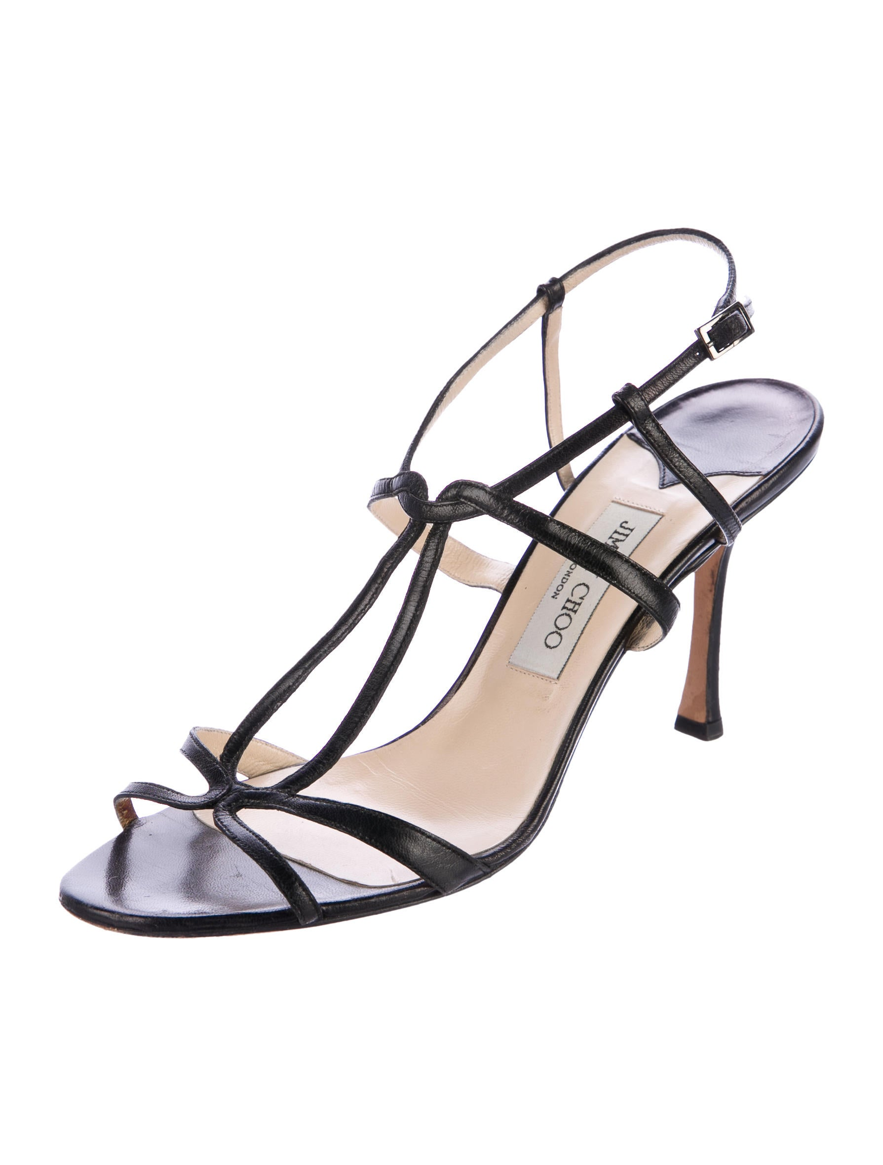 low shipping sale online Jimmy Choo Multistrap Wrap-Around Sandals clearance cheapest price clearance official buy cheap cheap amazing price for sale WpIXRCLL