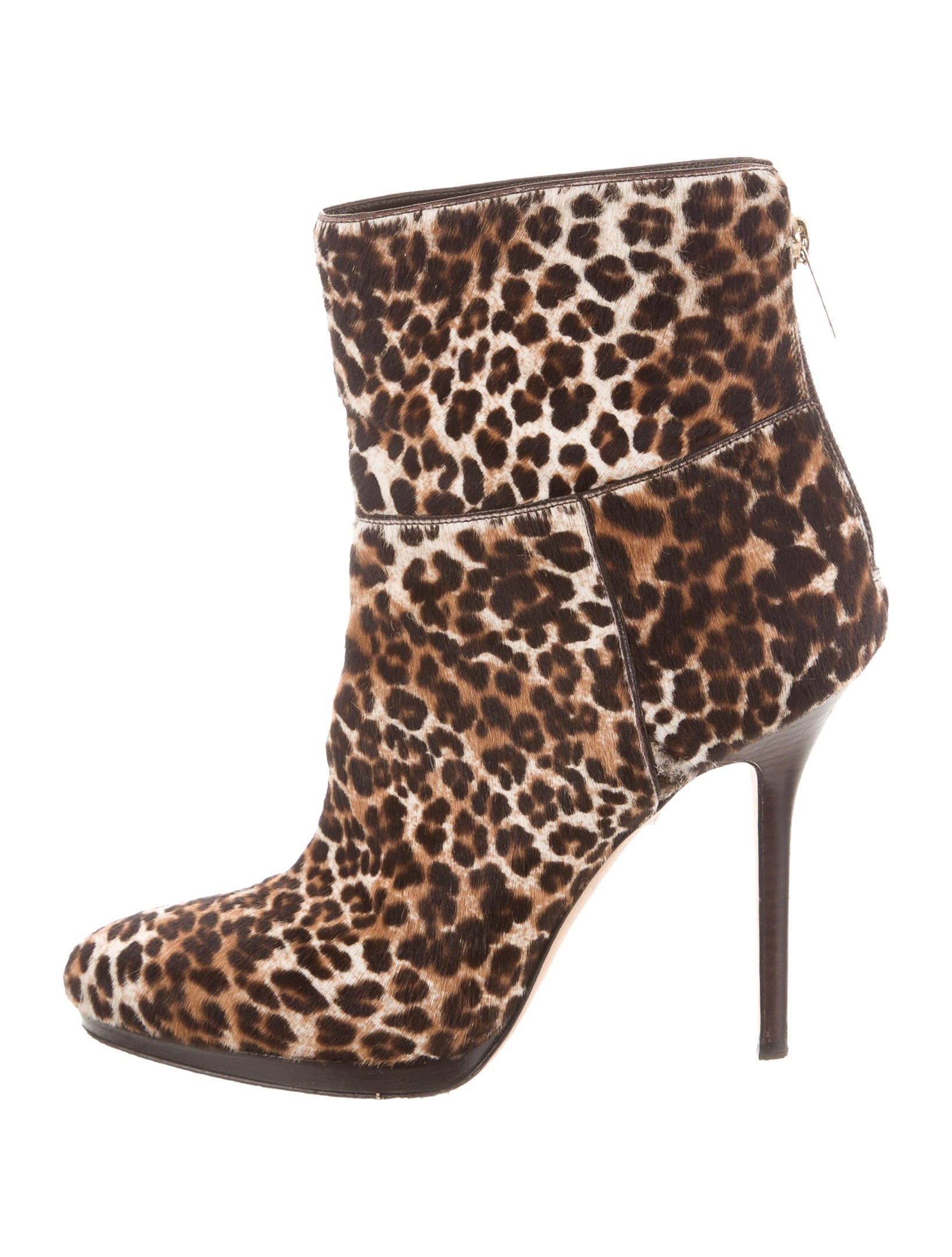 Jimmy Choo Ponyhair-Trimmed Ankle Boots footlocker online for sale under $60 collections cheap online sale newest 1fW6dS