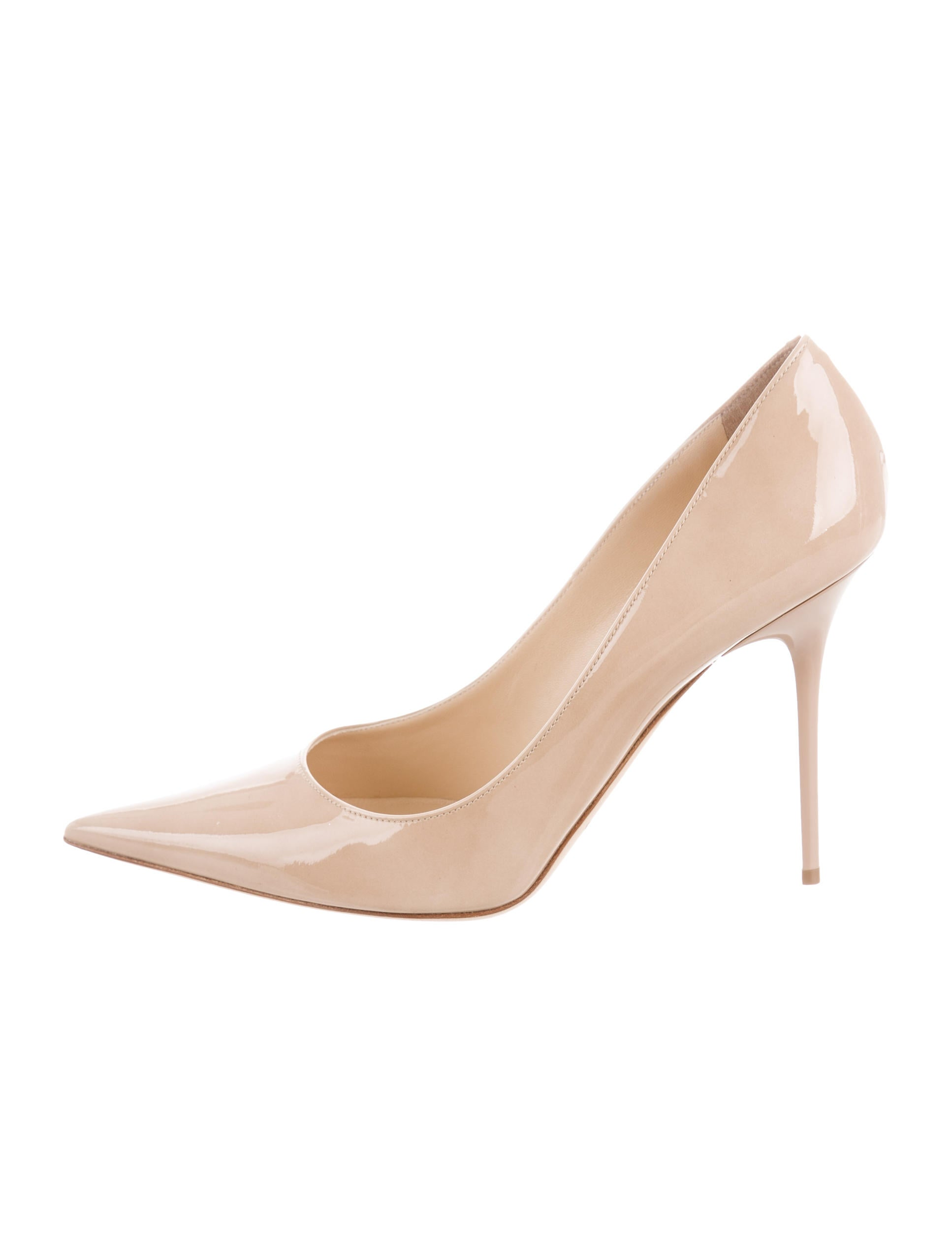 outlet discount Jimmy Choo Abel Pointed-Toe Pumps w/ Tags buy cheap big discount new styles for sale cheap sale best seller free shipping with credit card NstdBM