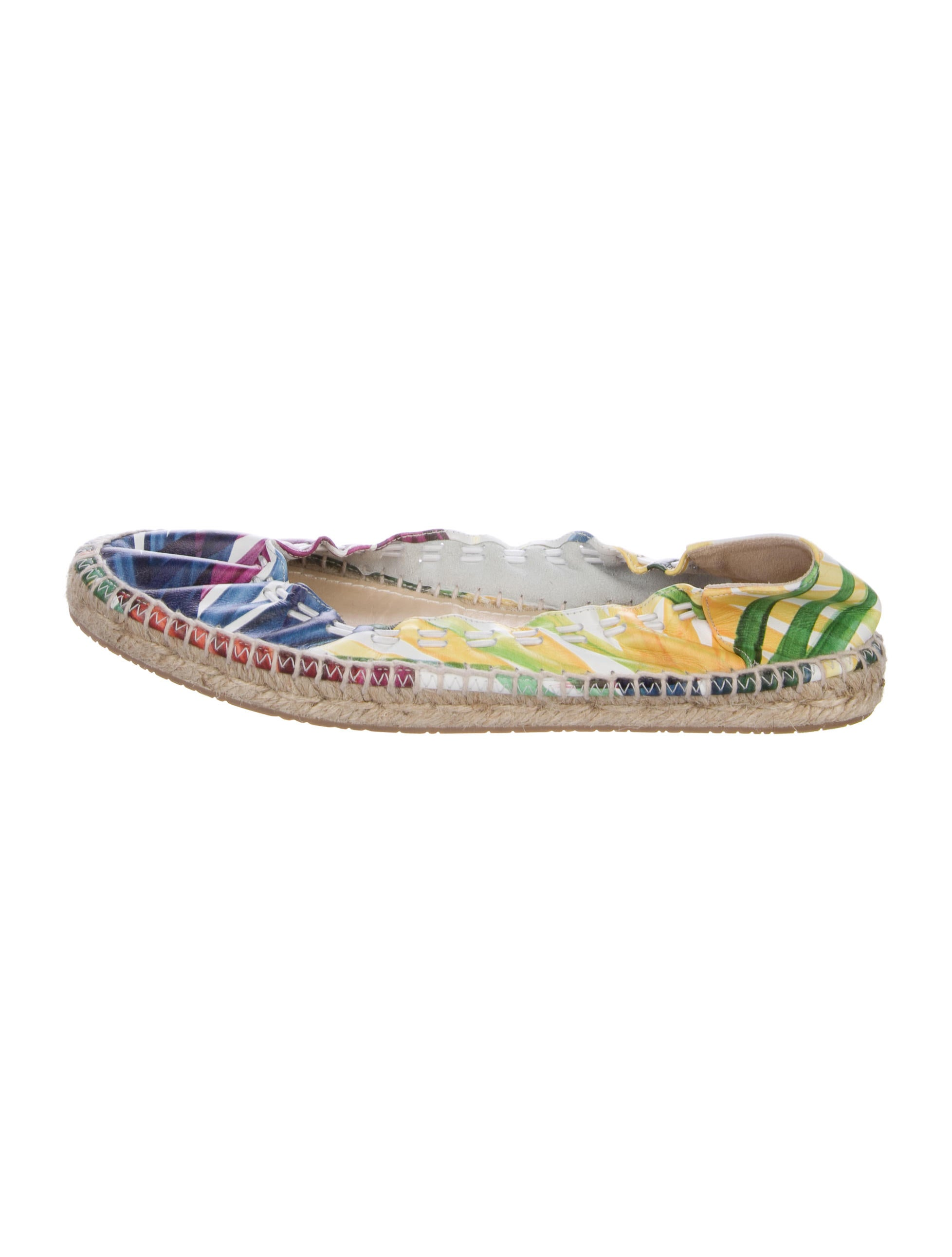 collections for sale Jimmy Choo Deena Leather Espadrilles w/ Tags under $60 for sale jgtF8