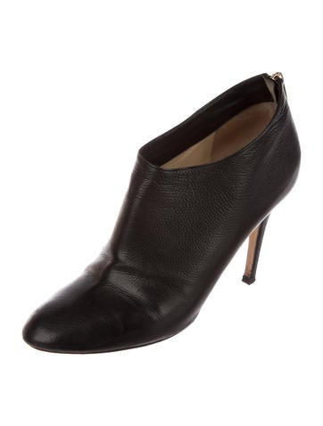 Mendez Leather Booties