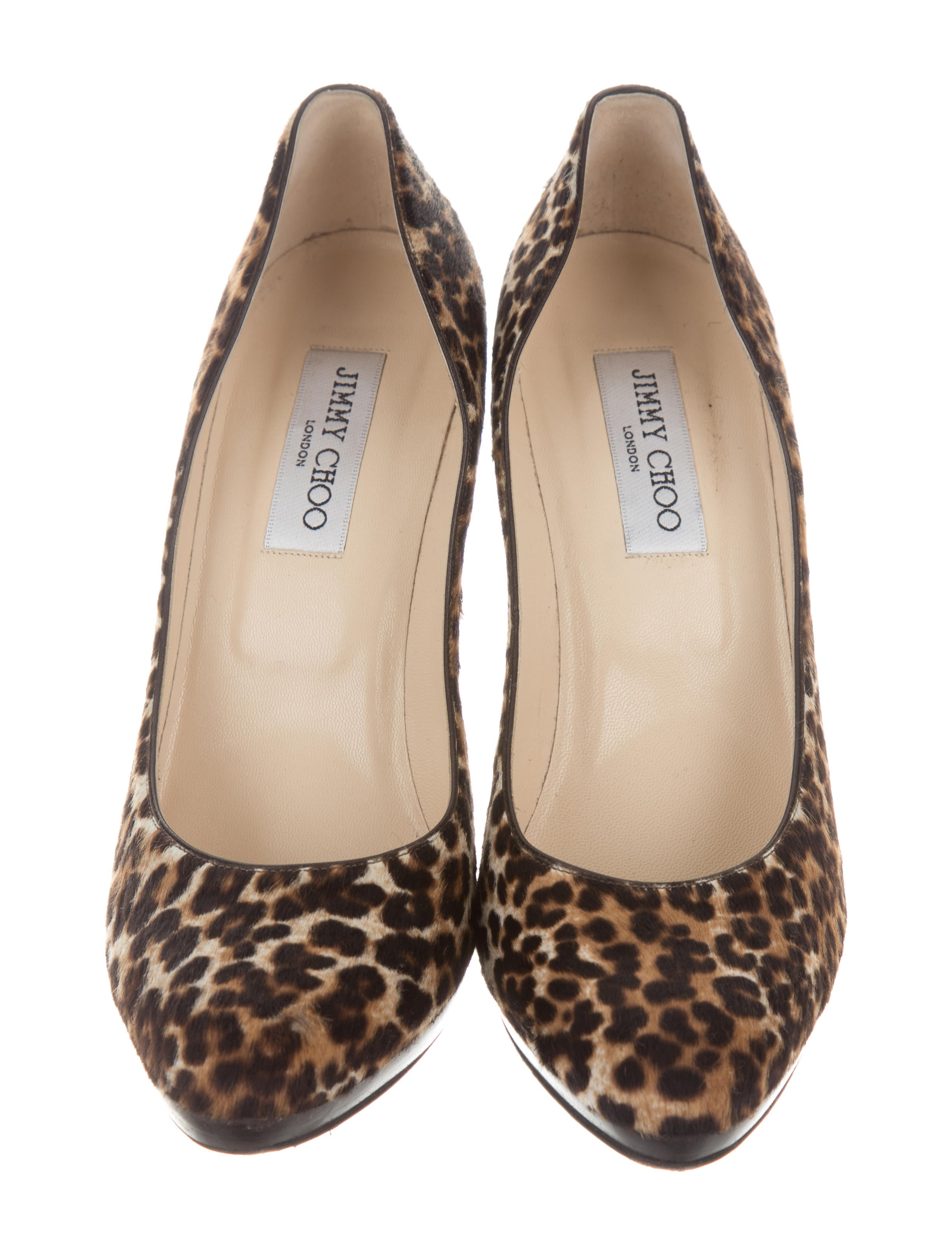 buy cheap outlet locations footaction sale online Jimmy Choo Pointed-Toe Ponyhair Flats recommend clearance pick a best zFXY9D9hOj