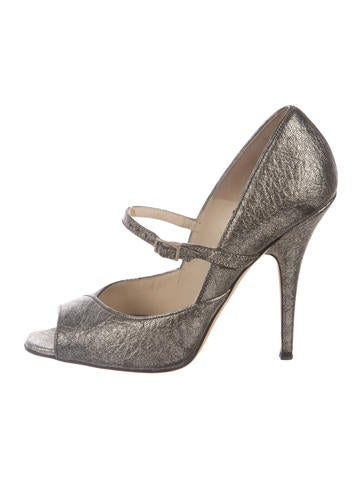 Jimmy Choo Advent Leather Pumps best prices sale online outlet new cheap professional outlet shop uqWPI