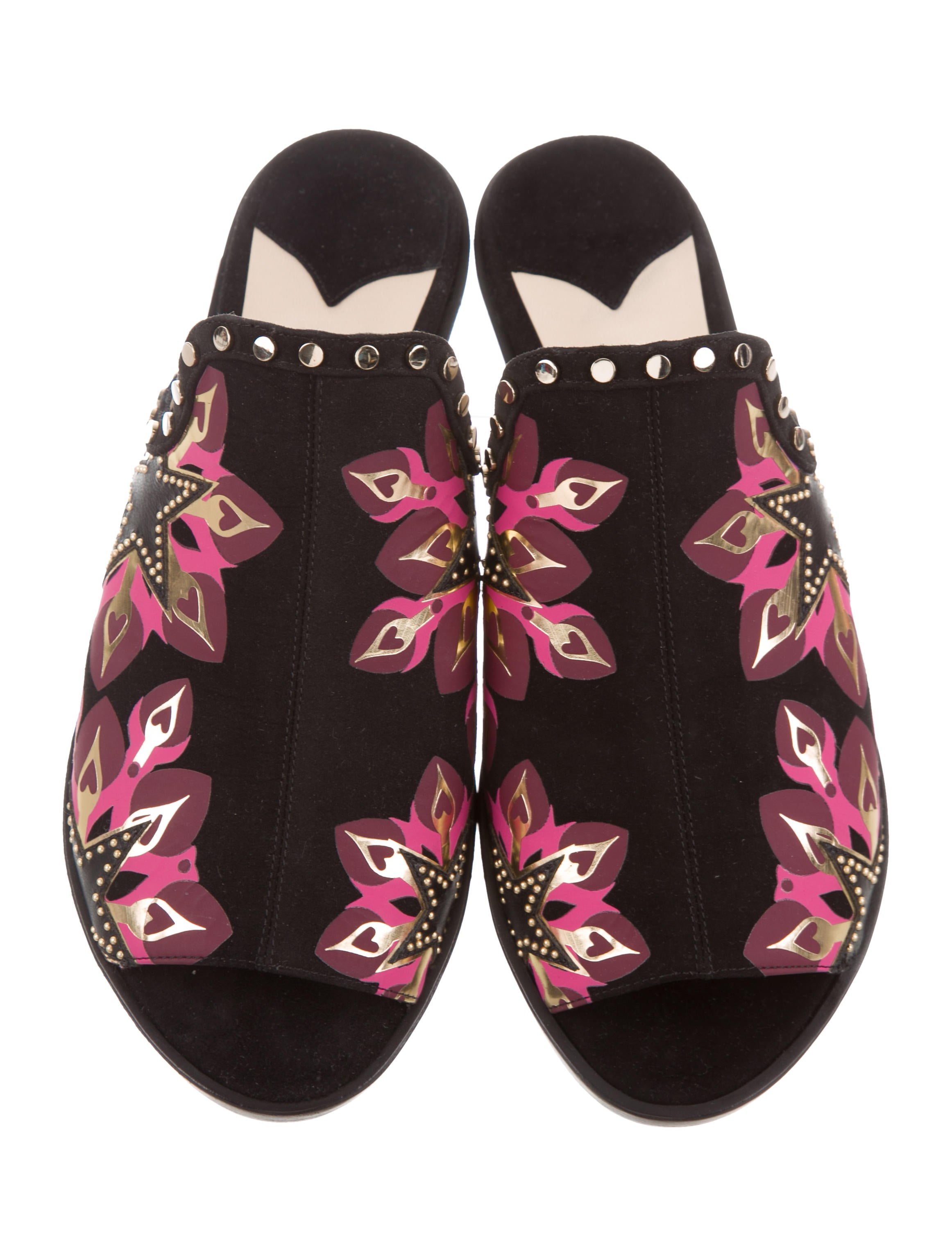 buy cheap outlet locations Jimmy Choo Hustle Embellished Sandals w/ Tags with credit card amwg5