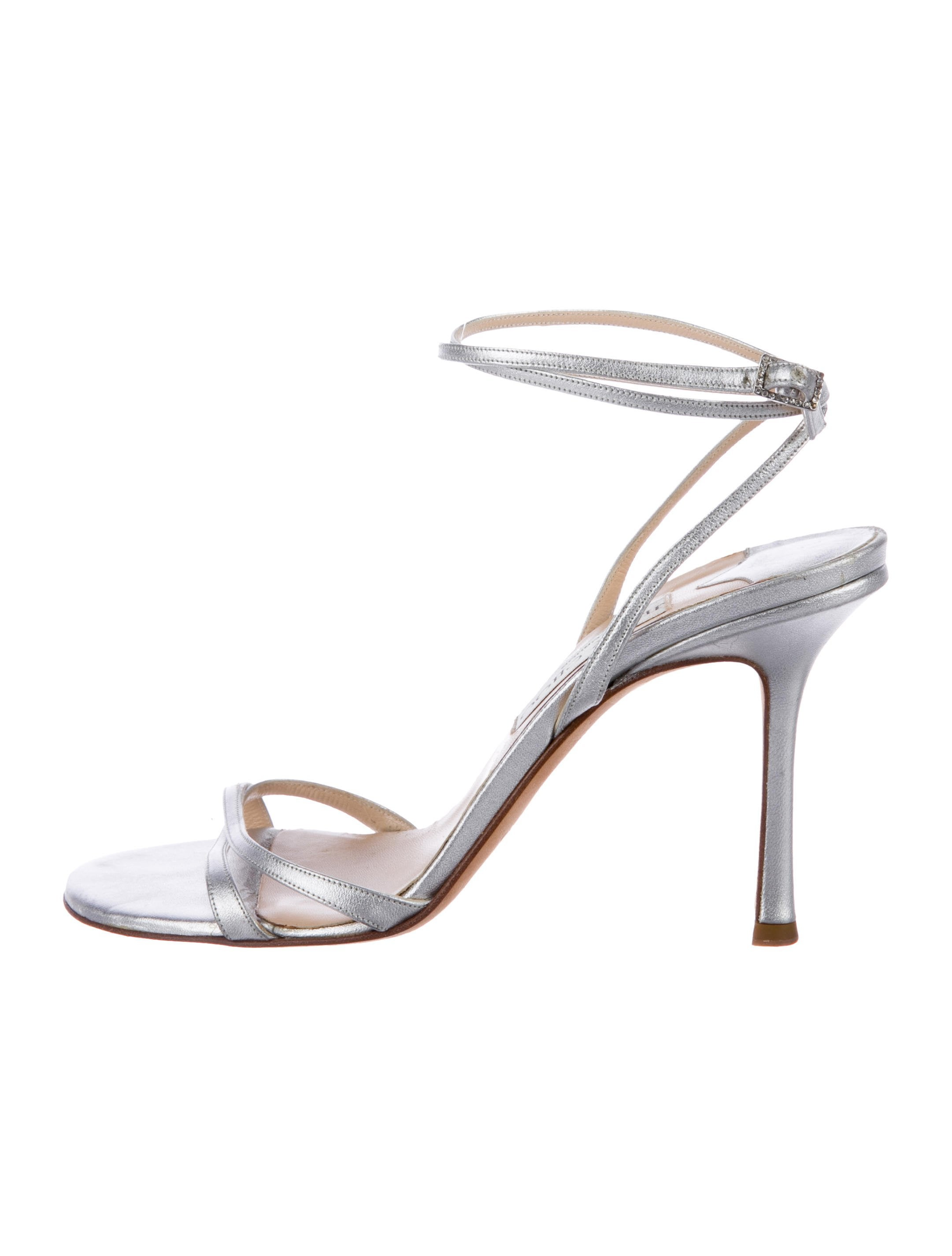 Jimmy Choo Suave Wraparound Sandals discount buy 8bbRMDetGI