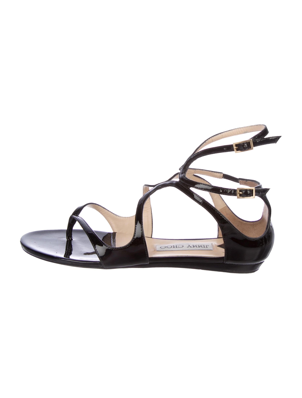 768ec00bbab251 Jimmy Choo Leja Thong Sandals - Shoes - JIM97650