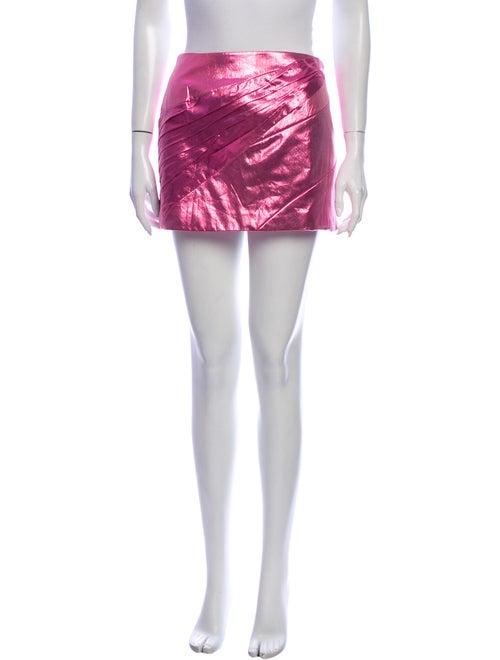 Jill Stuart Mini Skirt Pink