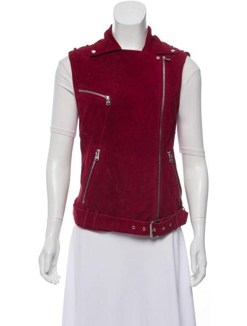 Jitrois Leather Vest