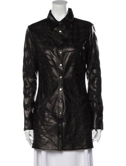 Jitrois Coat Black