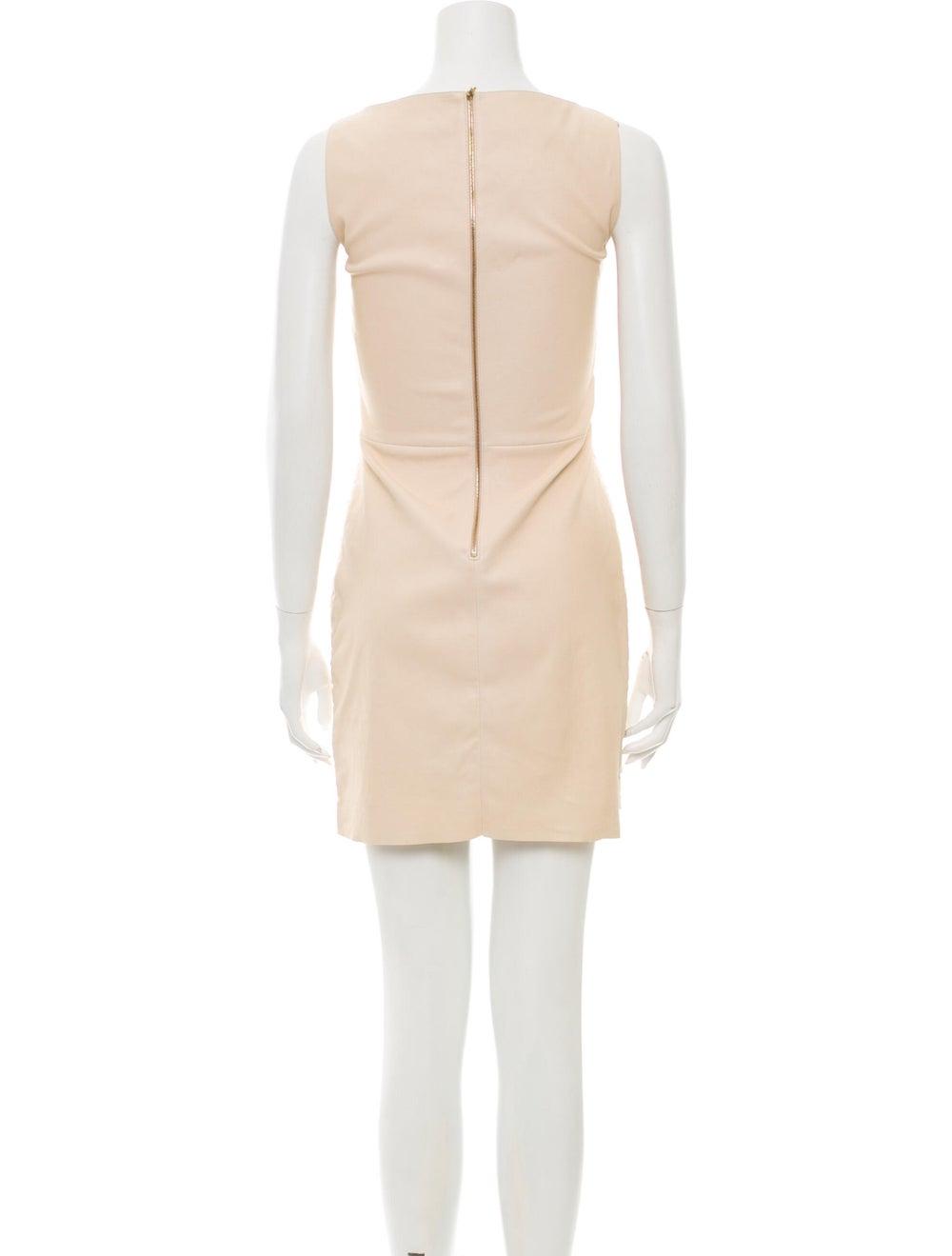 Jitrois Crew Neck Mini Dress - image 3