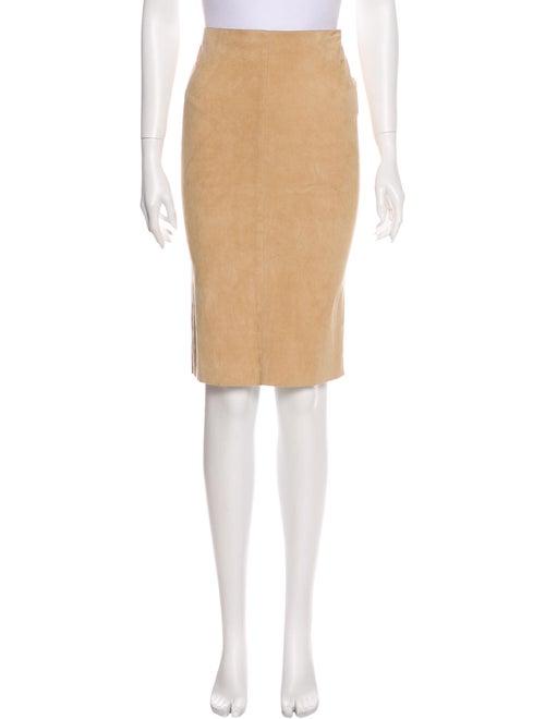 Jitrois Knee-Length Skirt