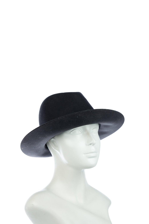 Janessa Leone Wide Brim Hat Grey - image 3