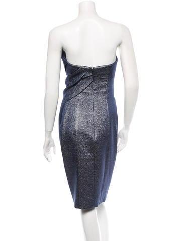 Strapless Dress w/Tags
