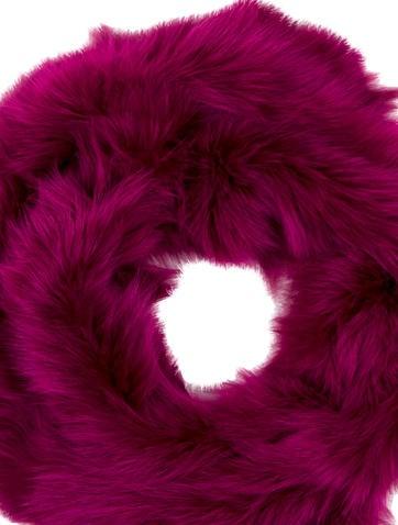 Fox Fur Snood