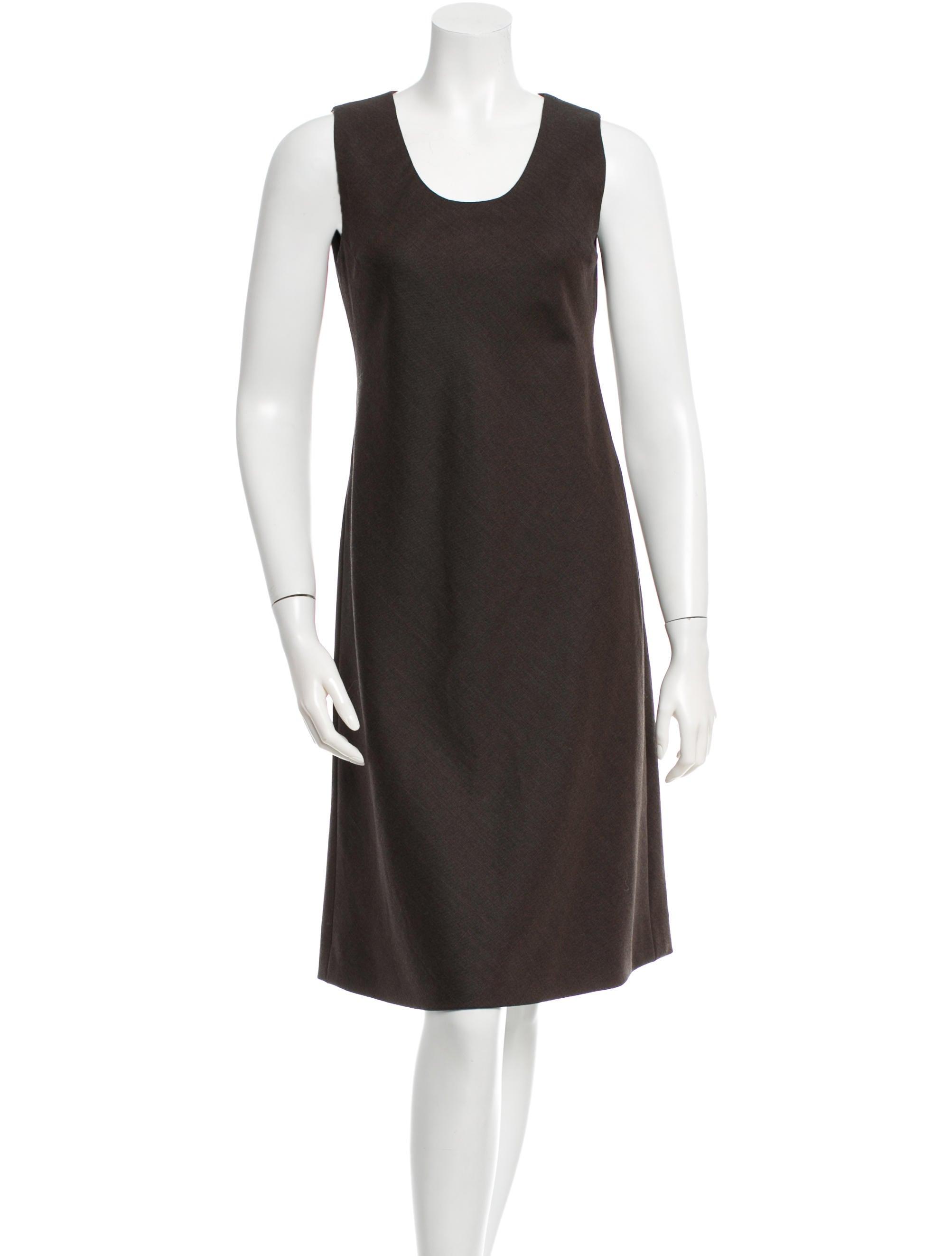 J mendel brown check dress set clothing jme22044 for Ladies brown check shirt