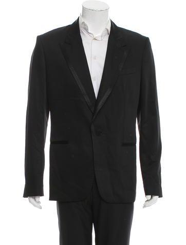 John Galliano Wool One-Button Blazer None