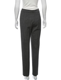 Wool-Blend High-Rise Pants image 3